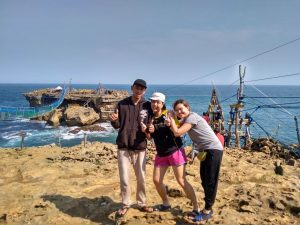 Spot pantai Timang